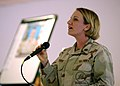 US Navy 061028-M-0000X-001 Lt. Jennifer Avery sings Amazing Grace.jpg