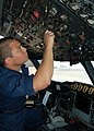 US Navy 070416-N-3855M-001 Aviation Electronics Technician 3rd Class Jose M. Cruz, assigned to Consolidated Maintenance Organization (CMO) in support of the.jpg