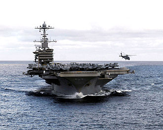 Exercise Northern Edge - USS John C. Stennis (June 19, 2009)