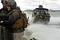 US Navy 111207-N-CG436-266 Riverine patrol boat crews assigned to Riverine Squadron (RIVRON) 1 serve as opposition forces during various training s.jpg