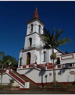 Ubalá - Image: Ubala 2015