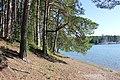 Ullaksenpuisto Pikku Kallahden rannassa, Kallahti, Helsinki, Finland, 2017.jpg
