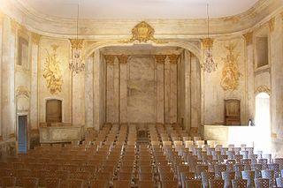 French Theater of Gustav III