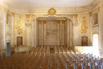 French Theater of Gustav III - Confidencen.
