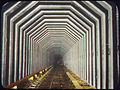 Uncompahgre Project - Timbering in tunnel - West end - Colorado - NARA - 294721.jpg