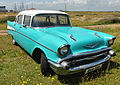 Unidentified Chevrolet at Dungeness.jpg