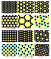 Uniform tiling circle packings.png