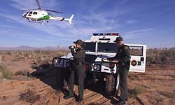 United States Border Patrol Mexico