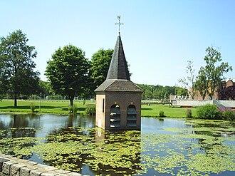 University of Twente - Drienerlo tower on the campus