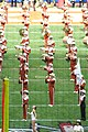 University of Texas Longhorn Band on the field-2.JPG