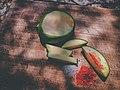 Unriped Mango With Chilli Powder And Salt.jpg