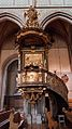 Uppsala cathedral - pulpit.jpg