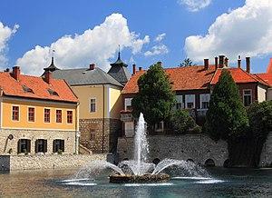 Tapolca - Image: Vízi malom együttes (10455. számú műemlék) 11