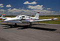 VH-PBL Piper PA-34-200T Seneca II (8679421629).jpg