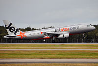 VH-VGJ - A320 - Jetstar Airways