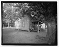 VIEW OF SIDE LOOKING NORTHEAST - 830 Short Bewick Street (House), Waycross, Ware County, GA HABS GA-2227-2.tif
