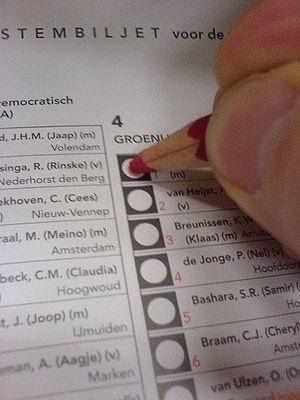 Dutch ballot