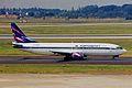 VP-BAM B737-4M0 Aeroflot DUS 13AUG99 (6312487270).jpg