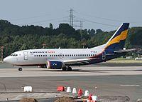 VP-BLG - B763 - Albatros Airlines (Turkey)