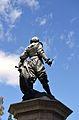València, monument al pintor Ribera de València per darrere.JPG