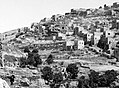 Valleys of Jehoshaphat and Hinnom. Siloam, general view. Approximately 1900 to 1920. matpc.00935.Left.III.jpg