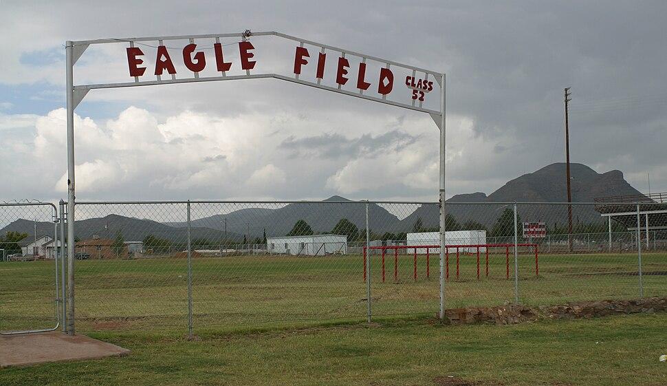 Van Horn Eagle Field 2008