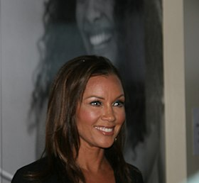 L'actrice américaine Vanessa Williams, interprète de Wilhelmina Slater.