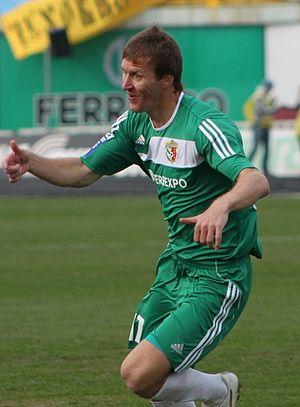 FC Volyn Lutsk - Image: Vasyl Sachko scored