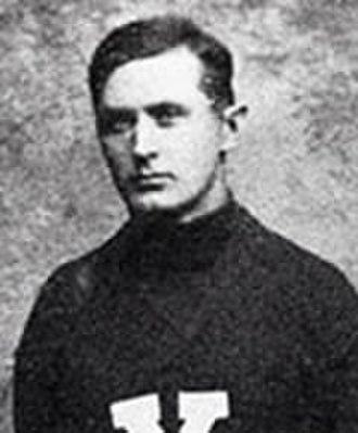 Harry Vaughan (American football) - Image: Vaughan harry