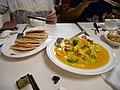 Vegetarian curry with pancake in Gala Veggie.jpg