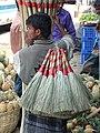 Vendor of Brooms - Srimangal - Sylhet Division - Bangladesh (12950249614).jpg