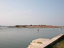 Venezia - Isola del Lazzaretto Vecchio.JPG