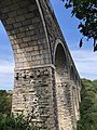 Viaduct across Trevellas Valley, St. Agnes on former railway between Chacewater and Newquay 01.jpg