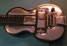 Vibrato Systems For Guitar Wikipedia