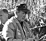Vice President Bush on the Rogue River (19396749778) (cropped1).jpg