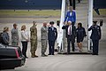 Vice President Mike Pence and Secretary of the Air Force Heather Wilson visit Cheyenne Mountain AFS 170623-F-SO188-1077.jpg