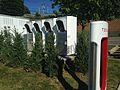 Victor NY (Rochester) Tesla supercharging station 04.jpg