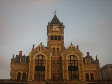 Victoria County, TX, Courthouse IMG 1008.JPG