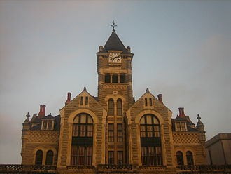 Victoria County, Texas - Image: Victoria County, TX, Courthouse IMG 1008