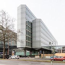 Vierscheibenhaus Köln, Ansicht von der Nord-Süd-Fahrt-8732.jpg