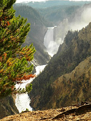Artist Point - View from Artist Point
