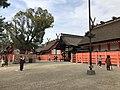View in Hongu Area of Sumiyoshi Grand Shrine 3.jpg