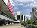 View in front of Luohu Checkpoint Building and Shenzhen Station.jpg