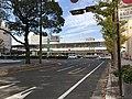 View of south entrance of Saga Station.jpg