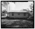 View of west side, facing east - 800 Randall Street (House), 800 Randall Street, Orlando, Orange County, FL HABS FL-547-3.tif