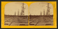 View on the ore deck, at Escanaba, by Carbutt, John, 1832-1905.png