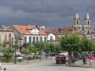 Vila Flor Municipality in Norte, Portugal