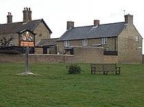 Village sign in Little Downham - geograph.org.uk - 1764348.jpg