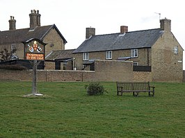 Village sign in Little Downham - geograph.org.uk - 1764348.jpg