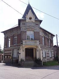 Villers-Saint-Christophe (Aisne) mairie.JPG